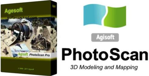 Agisoft PhotoScan Crack Full torrent