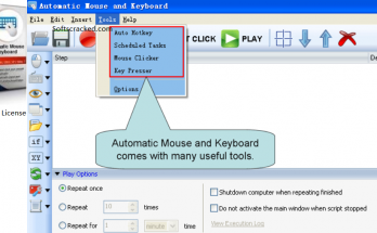 Automatic Mouse and Keyboard Crack Free