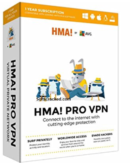 Hid My ASS Pro VPN Crack