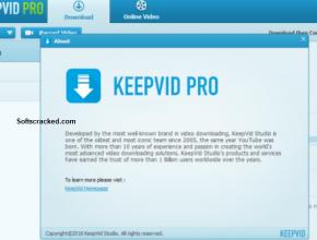 KeepVid Pro Key Registration Free Download